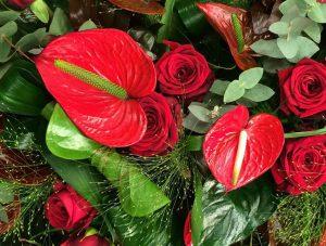 Online shoppen (bloemen boeketten rouwwerk) bij Fleurop bloemist